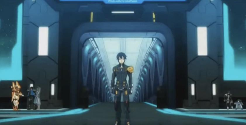 PSO2放送局♯34_8-16-15_Anime_Trailer__-_YouTube 12