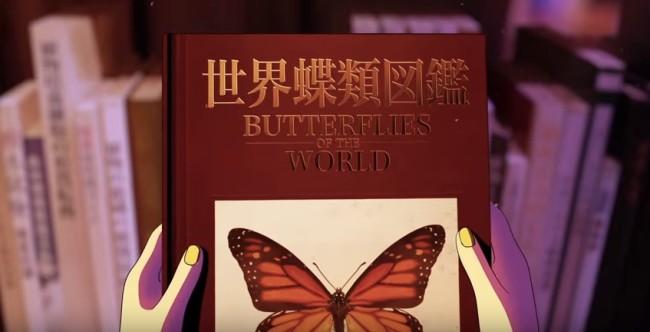 アサギマダラの夢_前篇_~京都学園大学2015年版テレビCM~_-_YouTube 2
