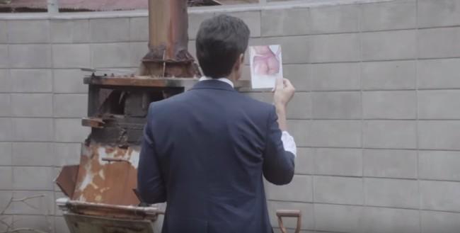 ドラマ「監獄学園-プリズンスクール-」特報映像第2弾「尻と胸」篇_-_YouTube 3