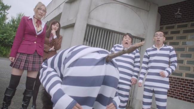 実写 ドラマ 監獄学園 4話 感想