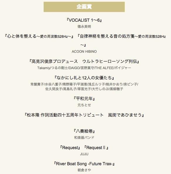 第57回_輝く!日本レコード大賞|TBSテレビ
