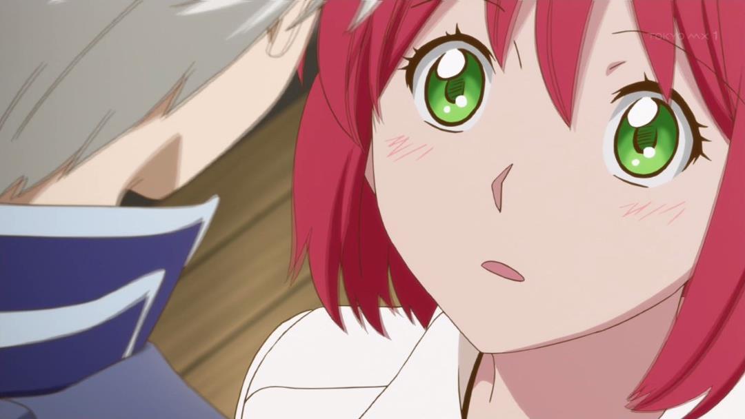 赤髪の白雪姫 13話感想