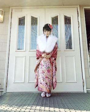 成人祝い☆の画像___小倉_唯オフィシャルブログ「ゆいゆいティータイム」Powered_by… 4