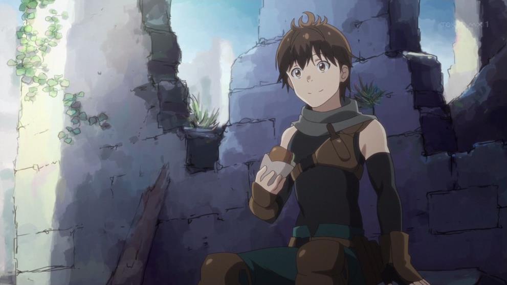 灰と幻想のグリムガル 4話 感想14