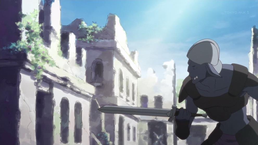 灰と幻想のグリムガル 4話 感想32