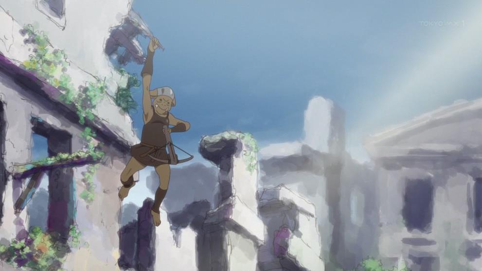 灰と幻想のグリムガル 4話 感想28