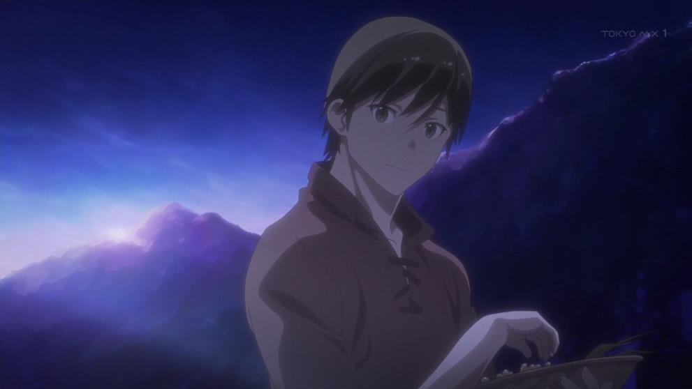 灰と幻想のグリムガル 4話 感想3