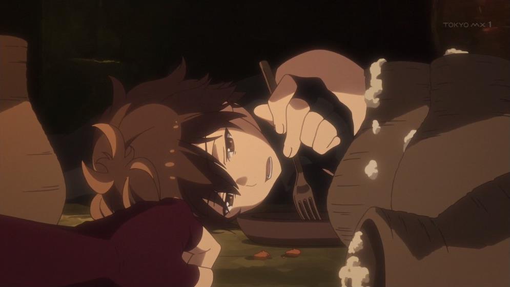 灰と幻想のグリムガル 5話 感想20