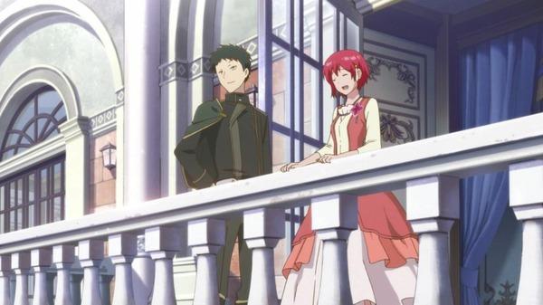 赤髪の白雪姫 15話 感想7