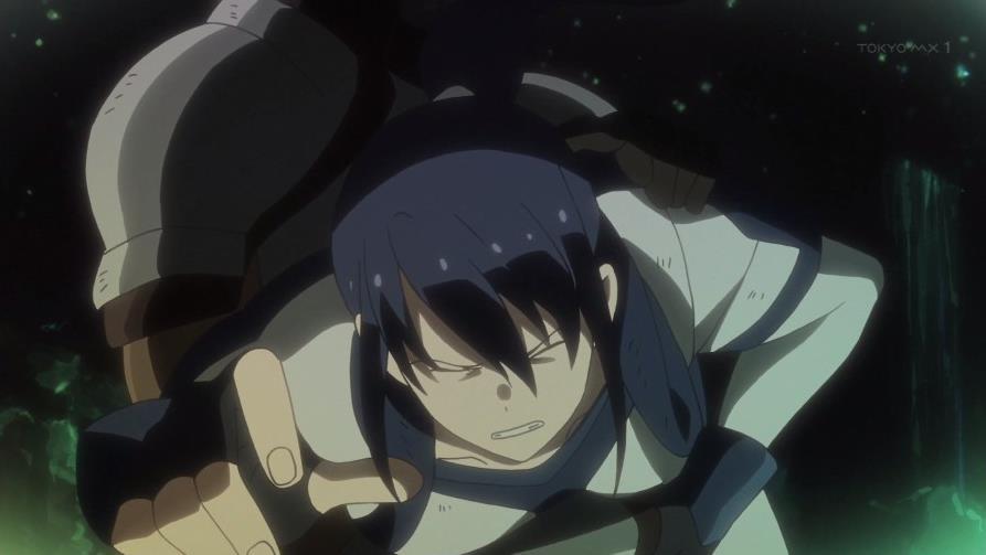 灰と幻想のグリムガル 7話 感想7