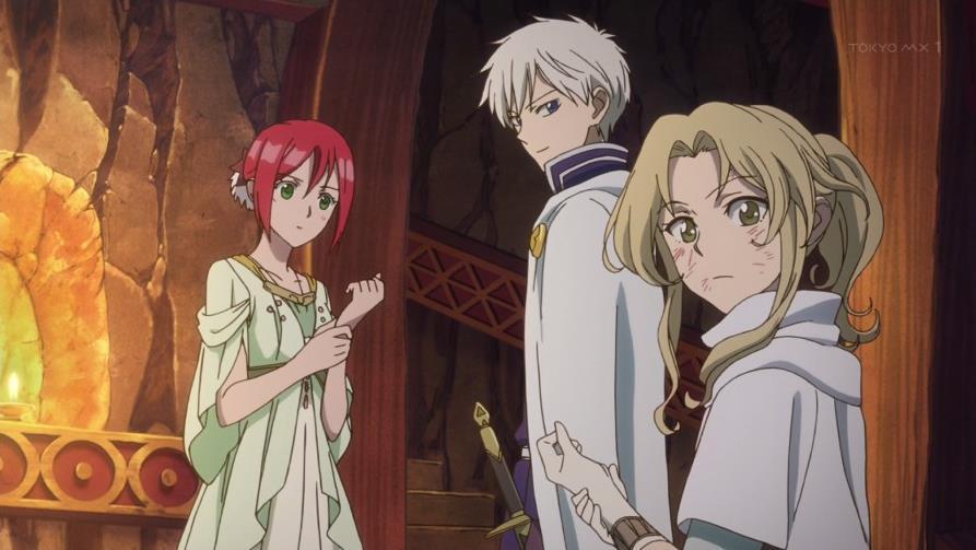 赤髪の白雪姫 19話 感想47