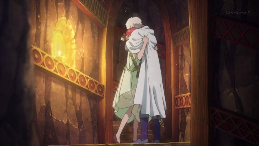赤髪の白雪姫 19話 感想53