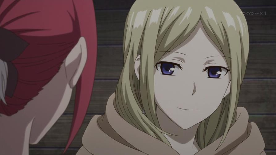 赤髪の白雪姫 19話 感想3