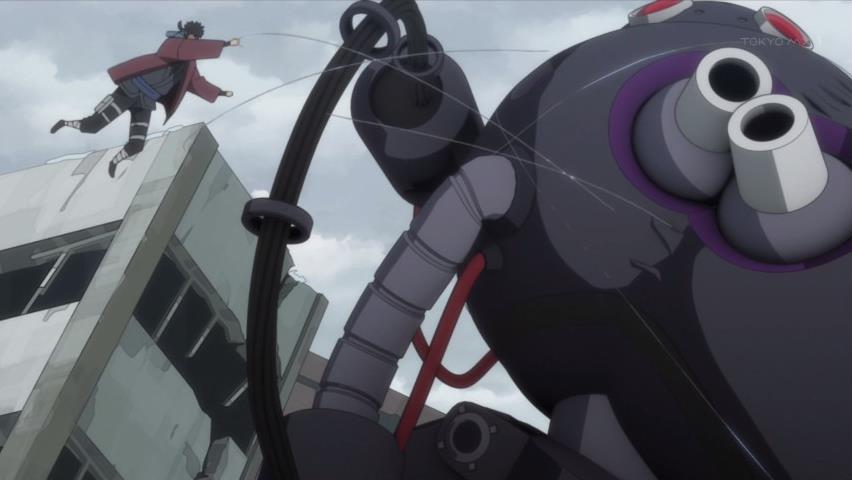 ディメンションW 8話 感想52