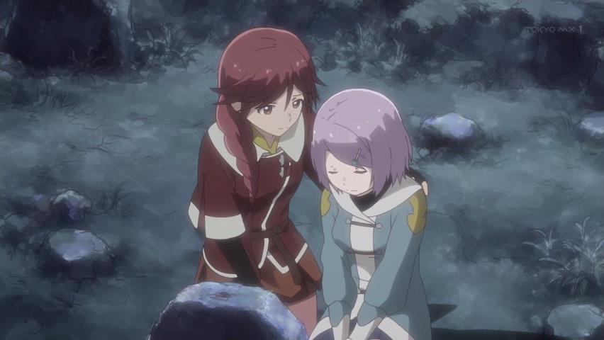 灰と幻想のグリムガル 8話 感想71