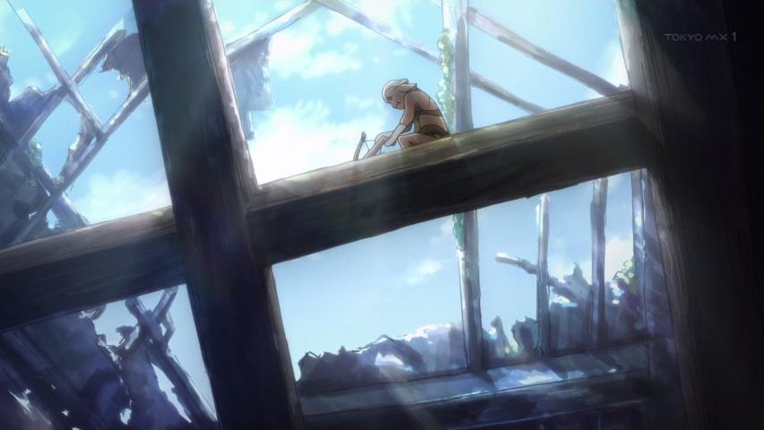 灰と幻想のグリムガル 8話 感想49