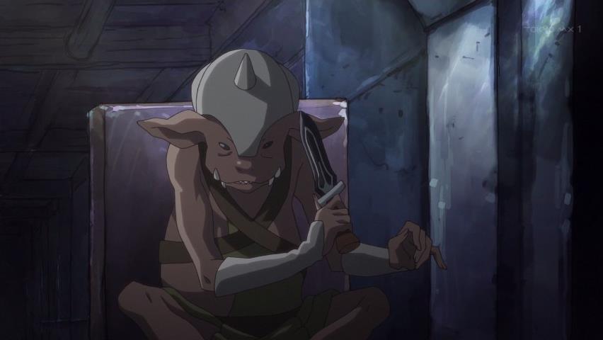 灰と幻想のグリムガル 8話 感想11