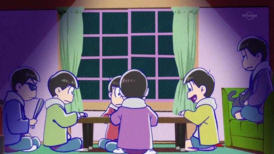 おそ松さん 21話 感想3