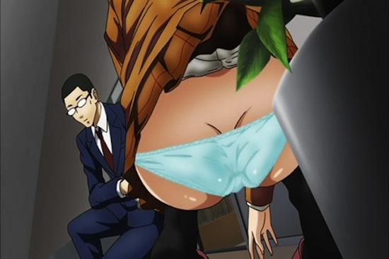 監獄学園 規制解除 エロ 20巻 OVA