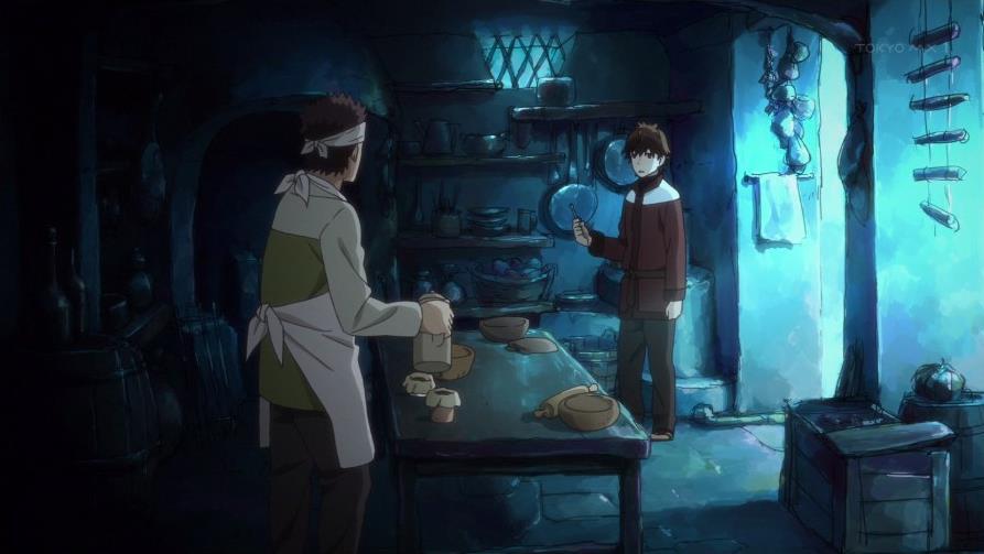 灰と幻想のグリムガル 9話 感想2