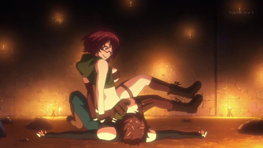 灰と幻想のグリムガル 9話 感想71