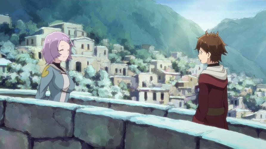 灰と幻想のグリムガル 9話 感想9