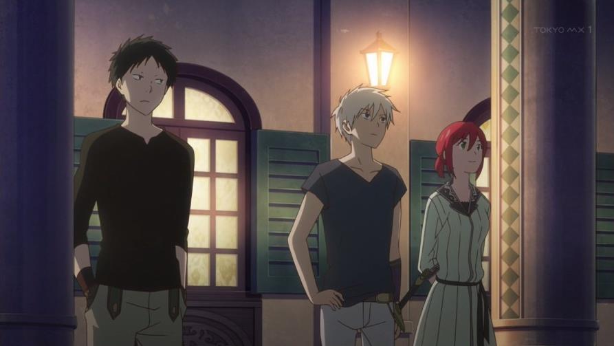 赤髪の白雪姫 21話 感想30