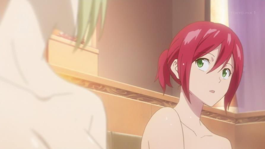 赤髪の白雪姫 21話 感想13