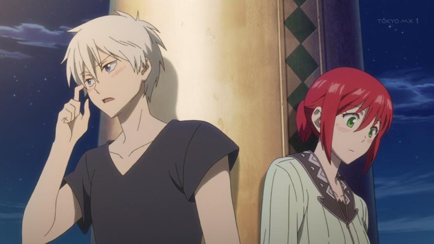 赤髪の白雪姫 21話 感想47