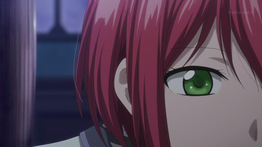 赤髪の白雪姫 21話 感想89