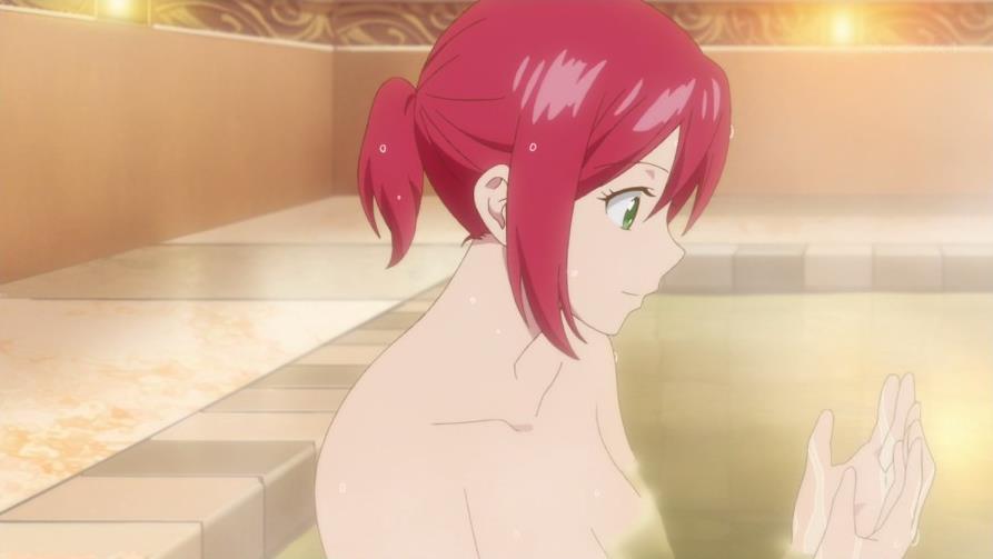 赤髪の白雪姫 21話 感想11