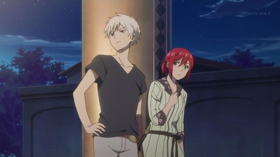 赤髪の白雪姫 21話 感想43