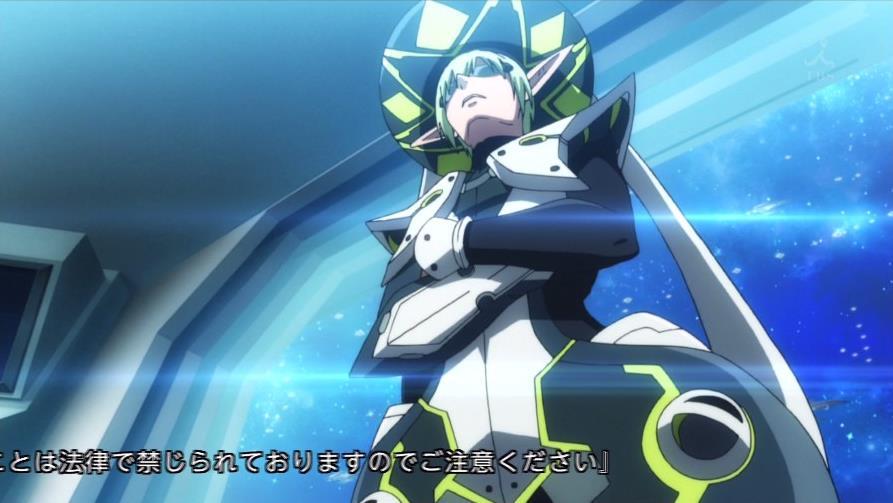 ファンタシースターオンライン2 9話 感想5