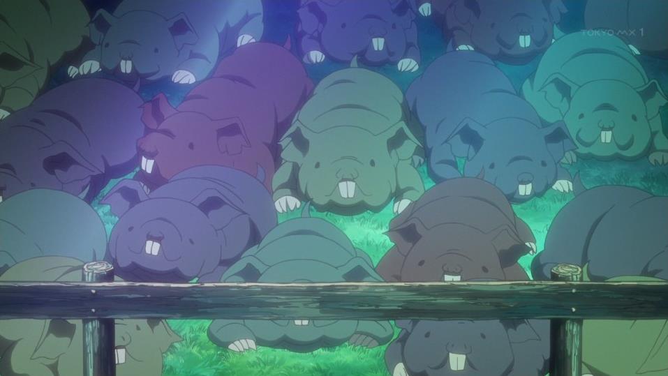 灰と幻想のグリムガル 10話 感想66