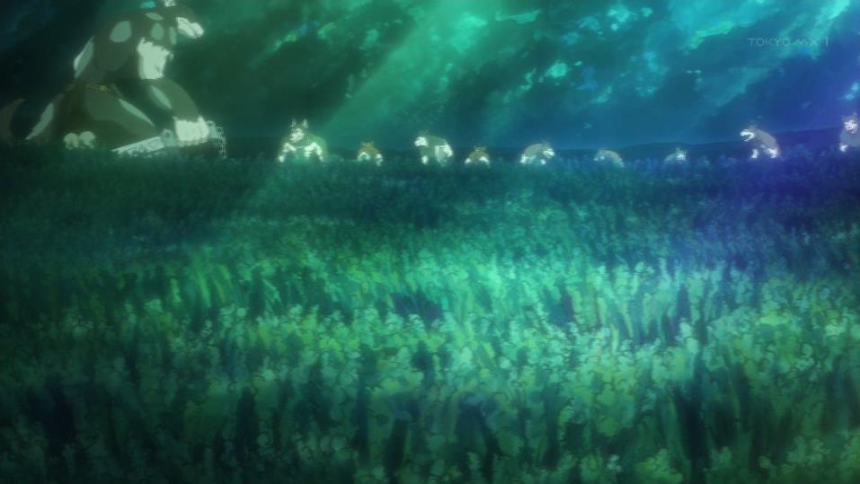 灰と幻想のグリムガル 10話 感想73