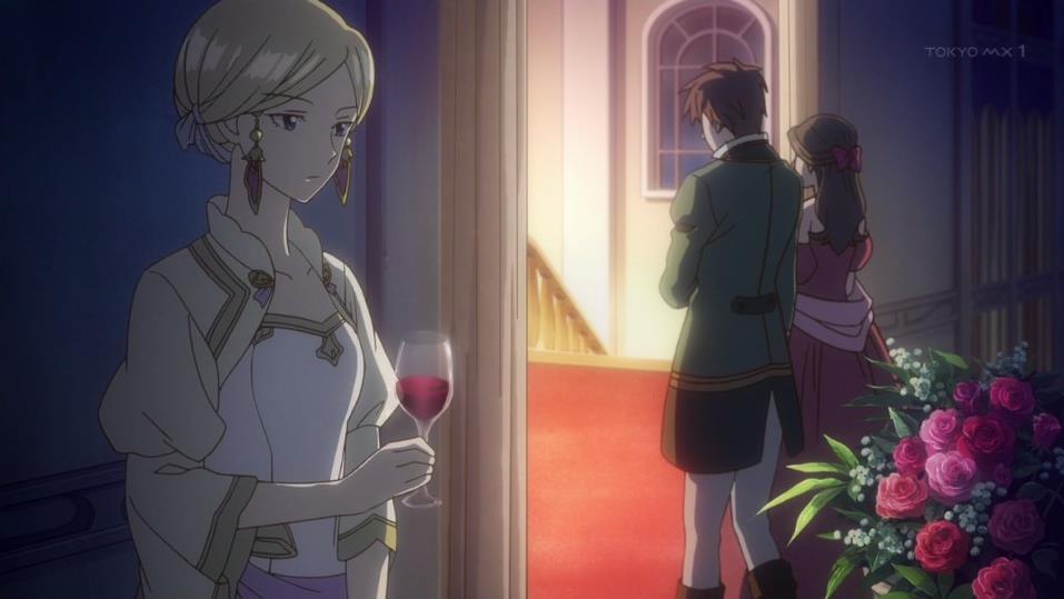 赤髪の白雪姫 10話 感想46