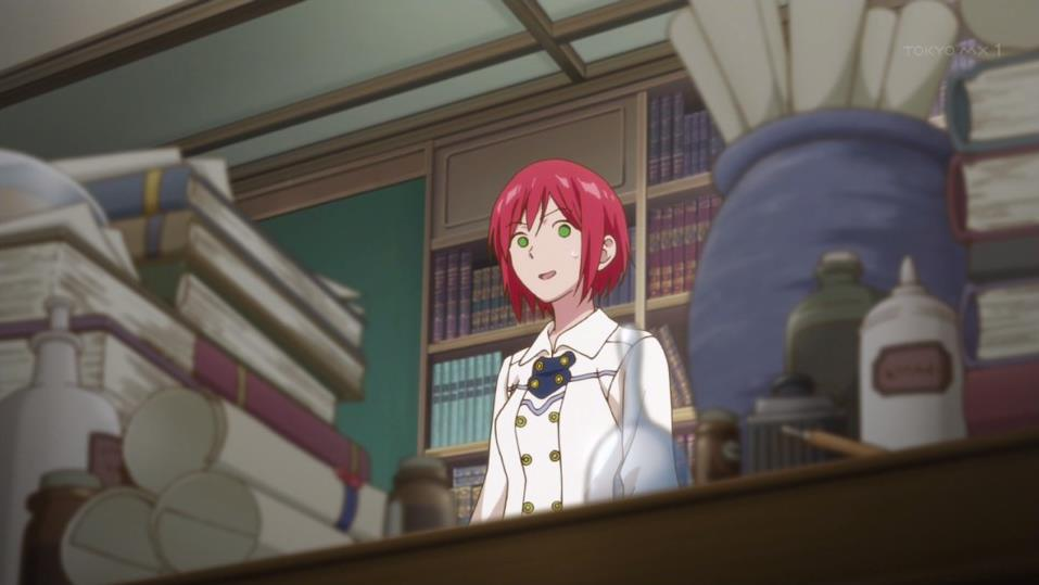 赤髪の白雪姫 10話 感想5