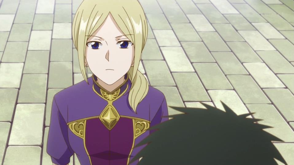 赤髪の白雪姫 10話 感想13