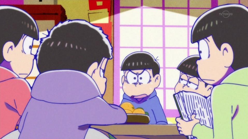 おそ松さん 23話 感想6